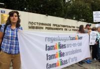 «Il est aussi de notre devoir de montrer notre solidarité avec les familles arc-en-ciel de Russie