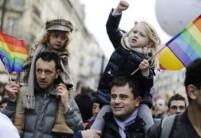 France: les familles arc-en-ciel largement acceptées
