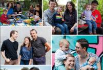 Le plein d'informations sur les familles arc-en-ciel