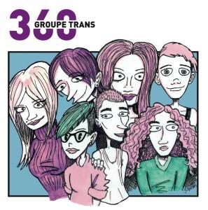 Groupe Trans 360 - dessin Johanna