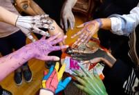 """Nos corps sont fabuleux! Photos de l'atelier """"Nos corps, Nos couleurs, Nos choix!"""""""