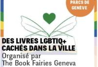 Des livres LGBTIQ+ cachés dans la Ville