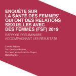 Rapport préliminaire: Enquête sur la santé des femmes* qui ont des relations sexuelles avec des femmes (FSF)